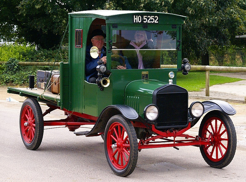 HO 5252 MODEL T 1920