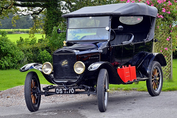 DS 7170 FORD MODEL T