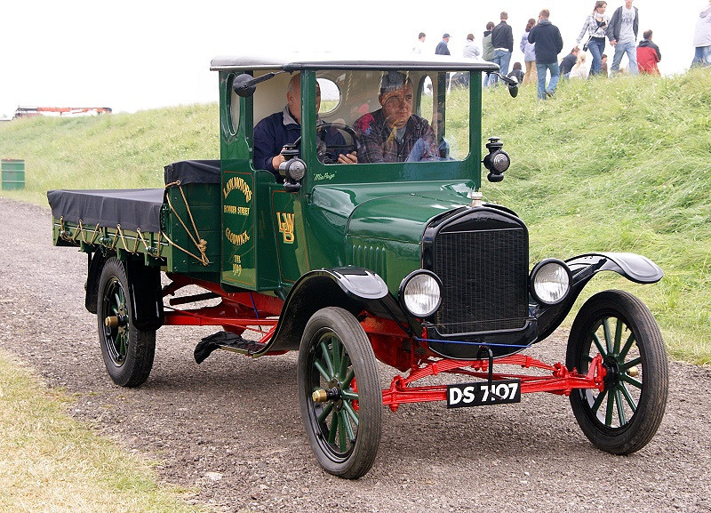 DS 7107 FORD MODEL T