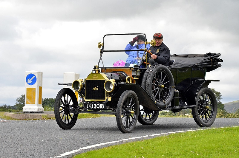 UO 3018 FORD MODEL T