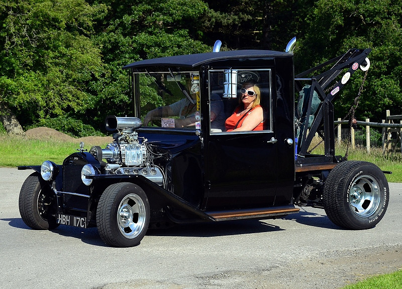 HBH 117C FORD T CUSTOM RECOVERY