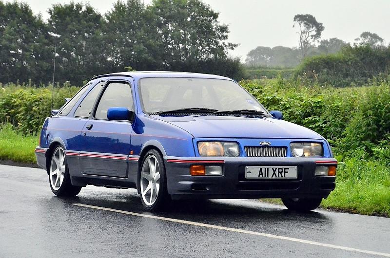 A11 XRF SIERRA XR4 1984