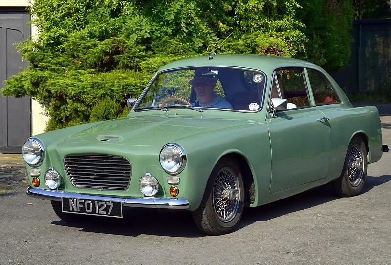 NFO 127 GILBERN GT 1800 1963