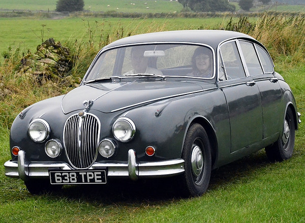 638 TPE JAG MKII 2 4L 1961