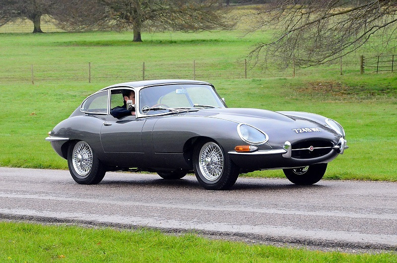 7248 WK JAGUAR E-TYPE 1964