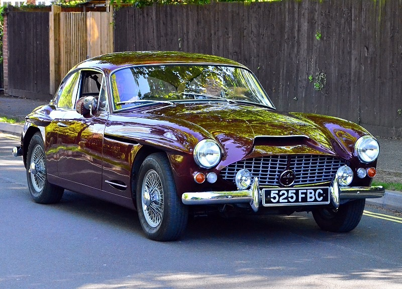 525 FBC JENSEN 541S 1962