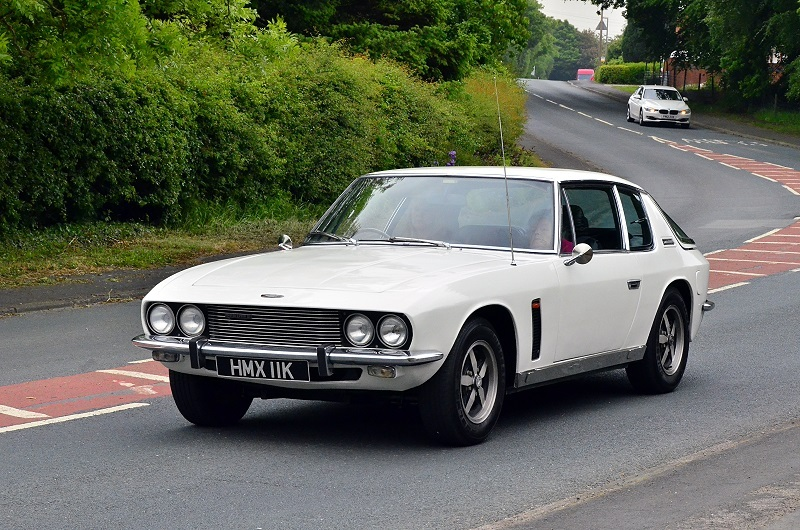 HMX 11K JENSEN INTERCEPTER 111 1971
