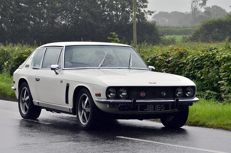 JIB 165 JENSEN INTERCEPTER III AUTO 1972