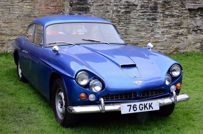 76 GKK JENSEN CV8 1966
