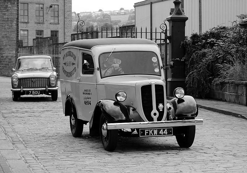 7 BOU AUSTIN A40 1961