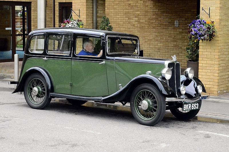 BKR 653 JOWETT 1935