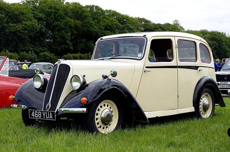 468 YUA JOWETT 8 HP 1938