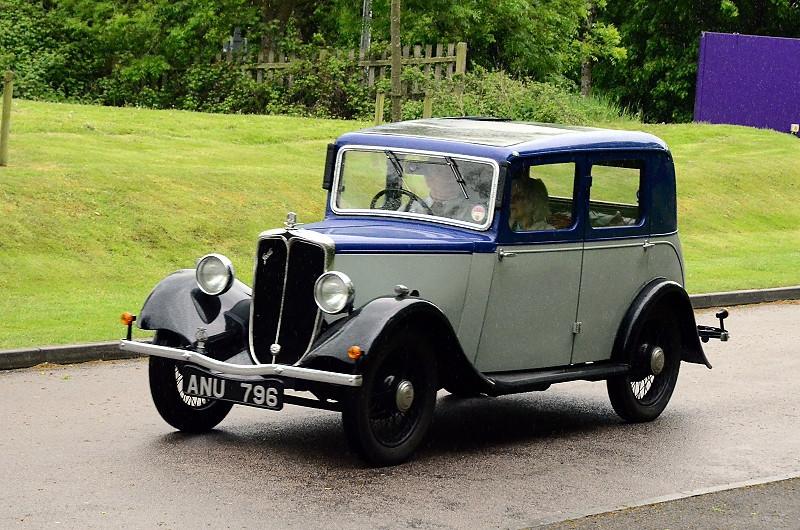 ANU 796 JOWETT 1934