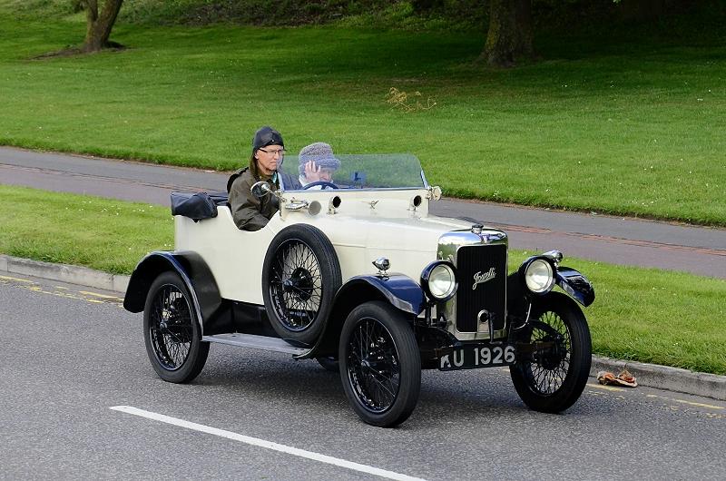 KU 1926 JOWETT 1923