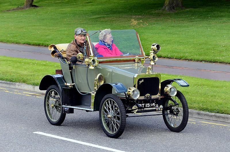 BT 1595 JOWETT TILLER, 1921-1913