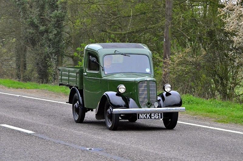 NKK 561 BRADFORD PICK-UP