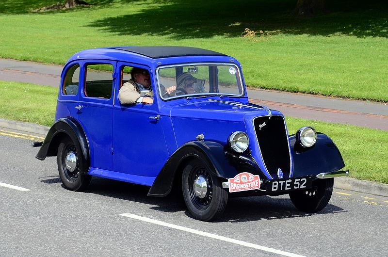 BTE 52 JOWETT 8HP 1936