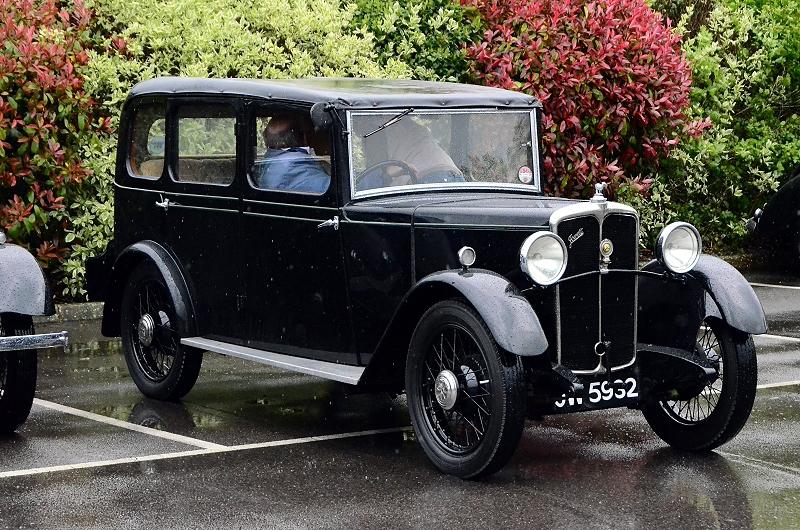 OW 5392 JOWETT 1932