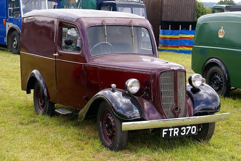 FTR 370 BRADFORD 1948