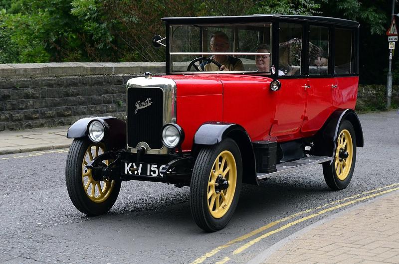 KW 1561 JOWETT SALOON 1927