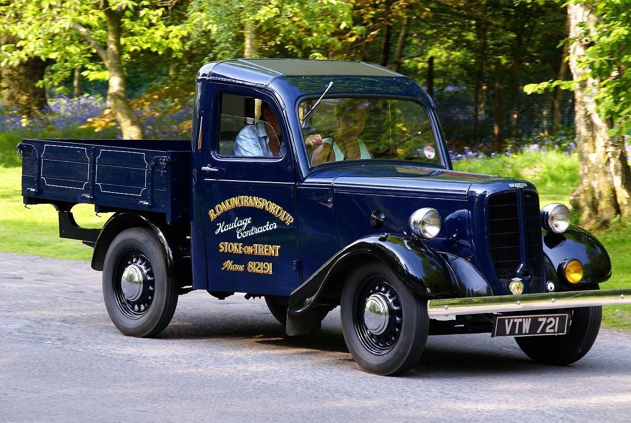 VTW 721 BRADFORD 1953