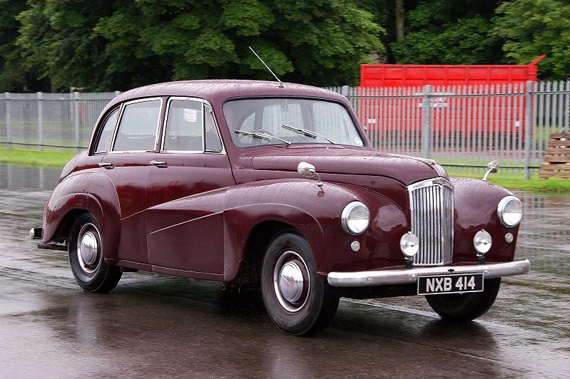 NXB 414 LANCHESTER FOURTEEN 1953