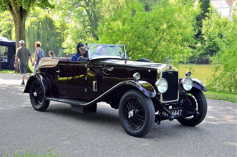 GC 4447 LANCHESTER TWENTY THREE 1930
