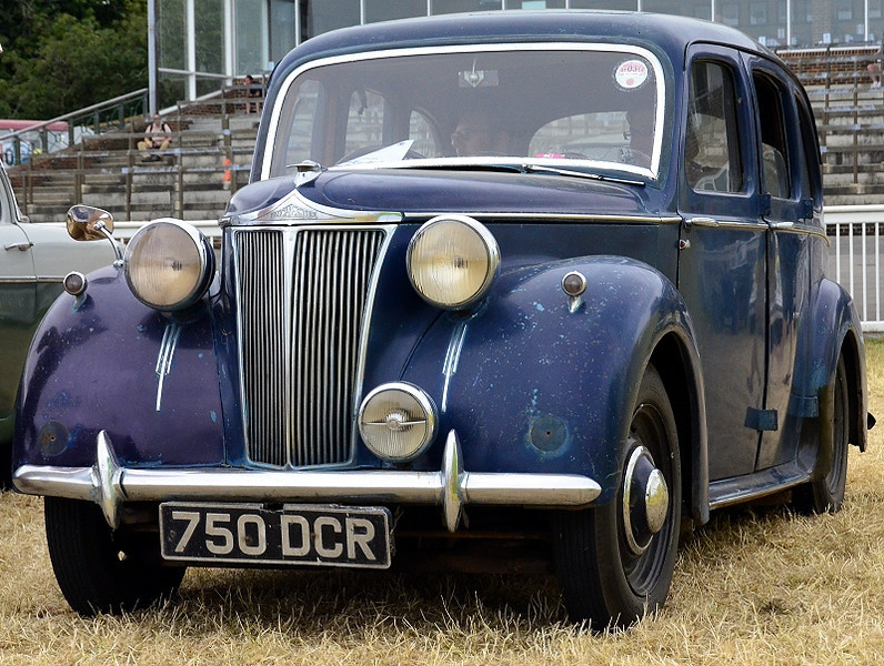 750 DCR LANCHESTER LD10 1949