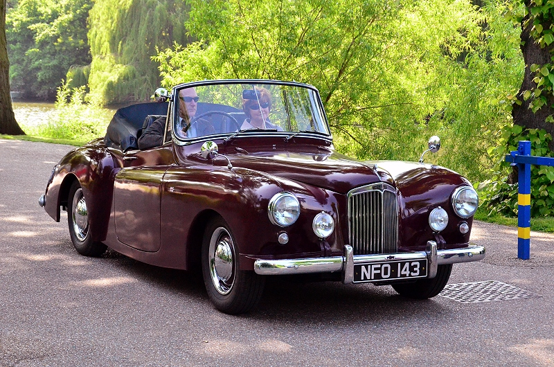 NFO 143 LANCHESTER LEDA -14 1953