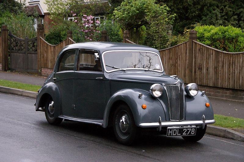 HDL 278 LANCHESTER 10  1951