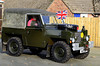 WAR 83M LAND ROVER LIGHTWEIGHT 1983
