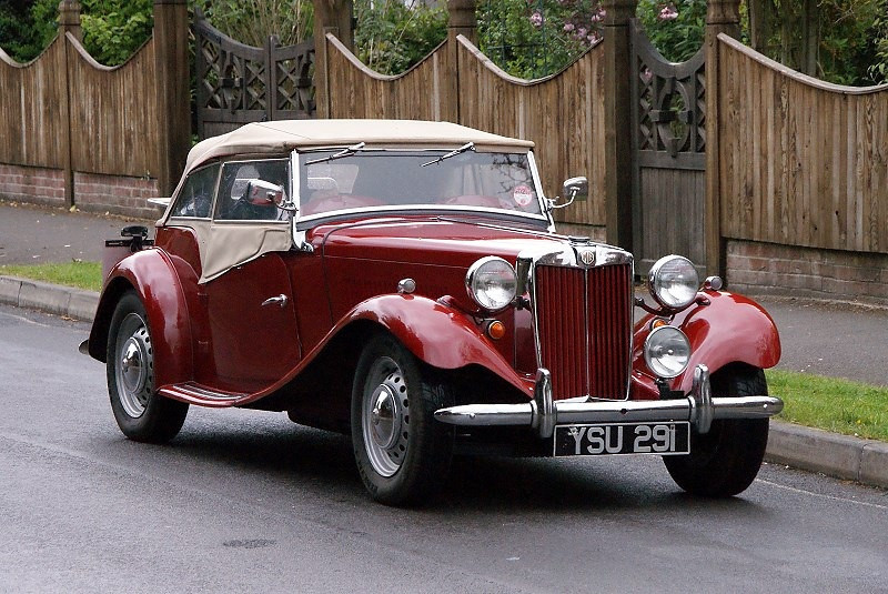 YSU 291 MG TD 1952