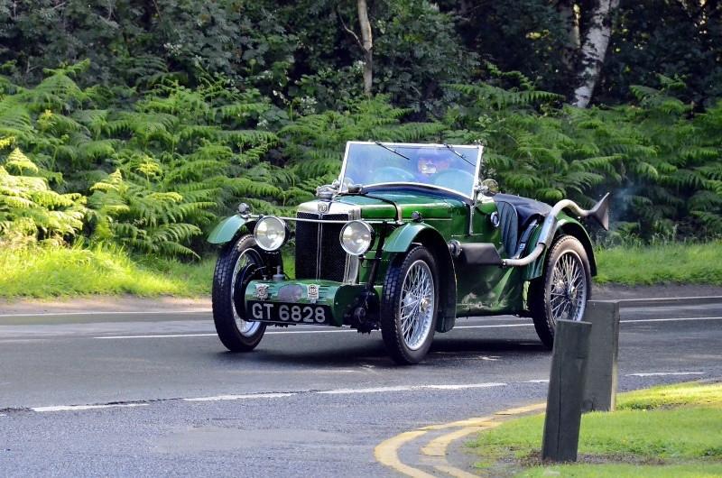 GT 6828 MG MIDGET C-TYPE 1931