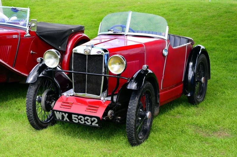 WX 5332 MG 1930