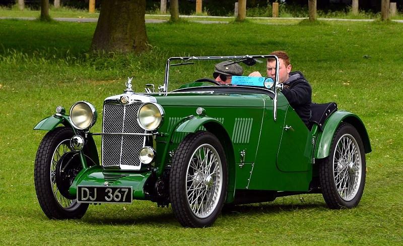 DJ 367 MG 1932