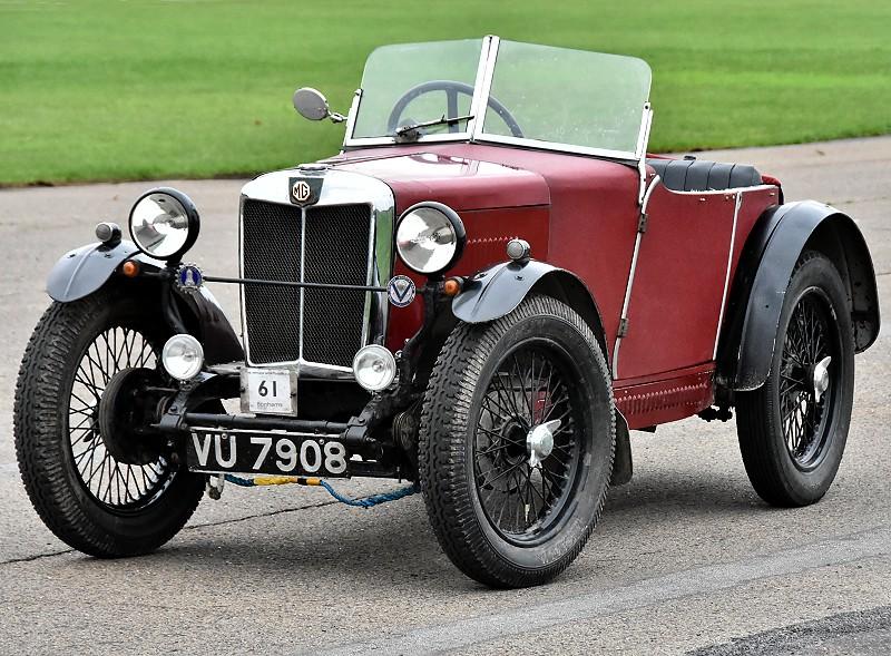 VU 7908 MG M-TYPE 1930