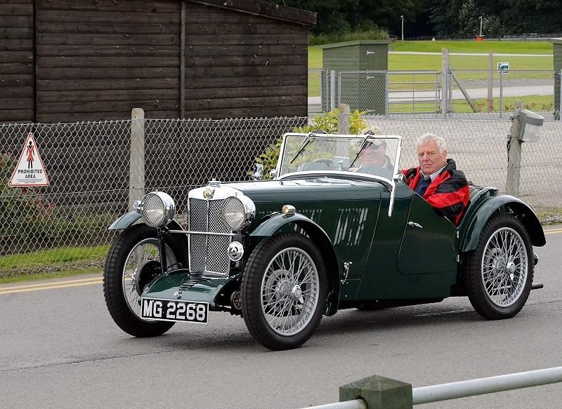 MG 2268 MG MIDGET 1933