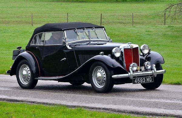 4593 MG MG TC 1953