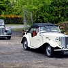 1951 MGTD & MG YB 1952