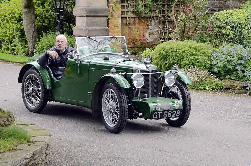 GT 6828 MG C-TYPE 1931