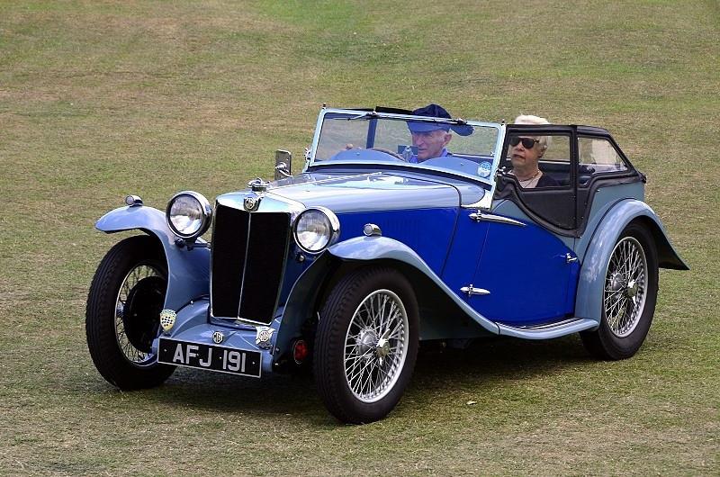 AFJ 191 MG 1934