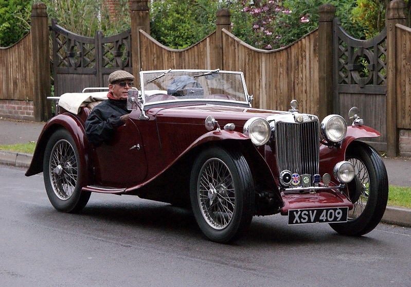 XSV 409 MG 1937