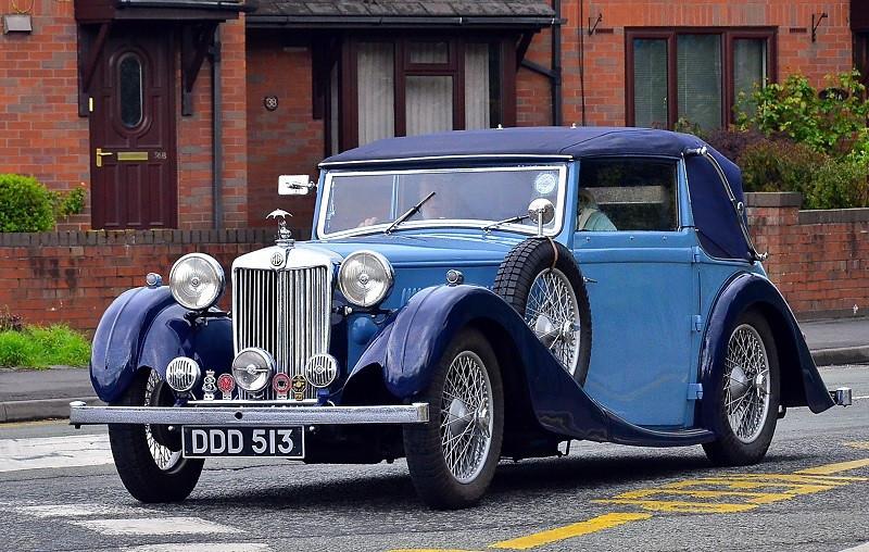 DDD 513 MG TA 1938