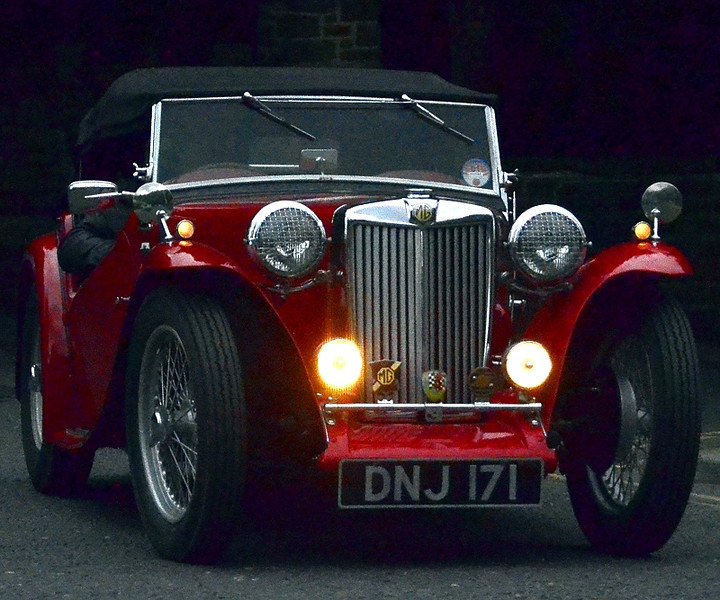 DNJ 171 MG TC MIDGET 1947