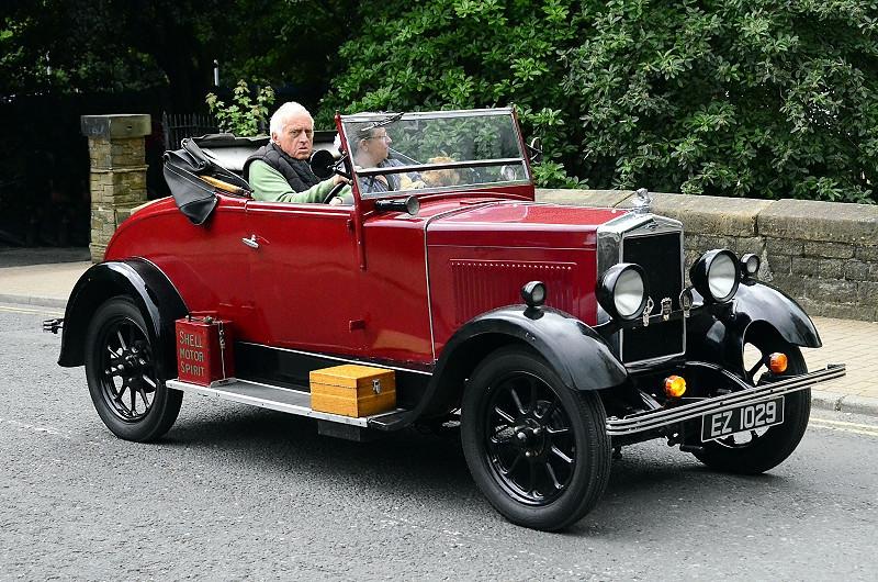 EZ 1029 MORRIS COWLEY 1930,