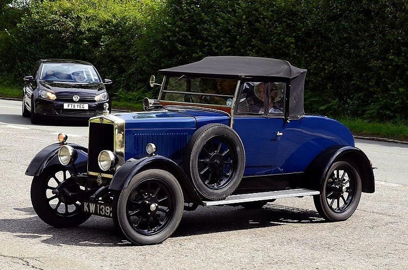 KW 1392 COWLEY 1927