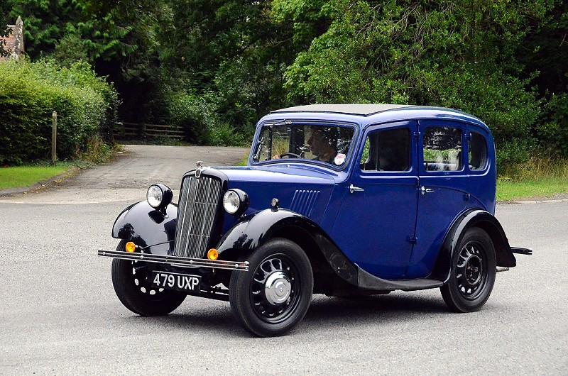 479 UXP MORRIS 1937