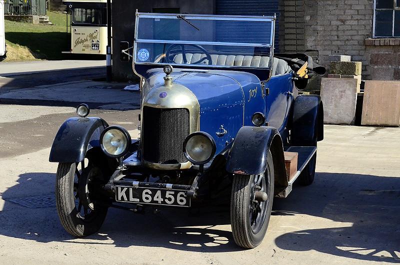 KL 6456 MORRIS OXFORD BULLNOSE 1925