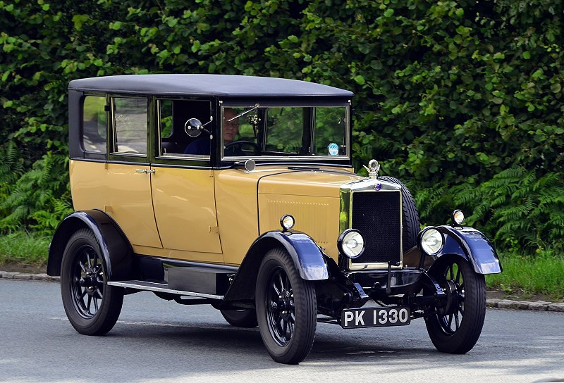 PK 1330  COWLEY 1938