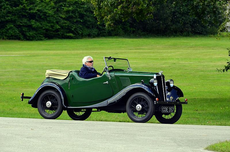 CDE 357 8 SERIES 1 2 SEAT 1937
